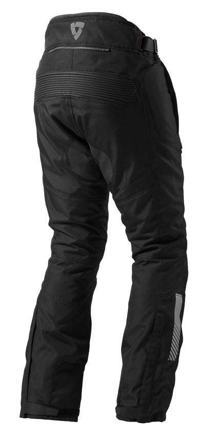 Pantalon Neptune GTX Zwart Verlengd, L