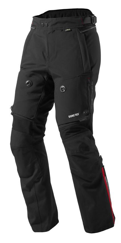 Pantalon Poseidon GTX Zwart Verkort, L