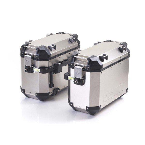 Pannier, Aluminium, Kit, Silver