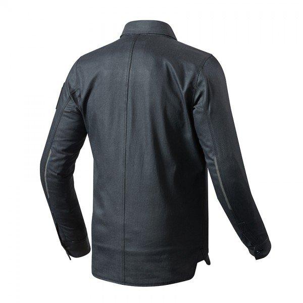 Tracer overshirt, Solid dark blue