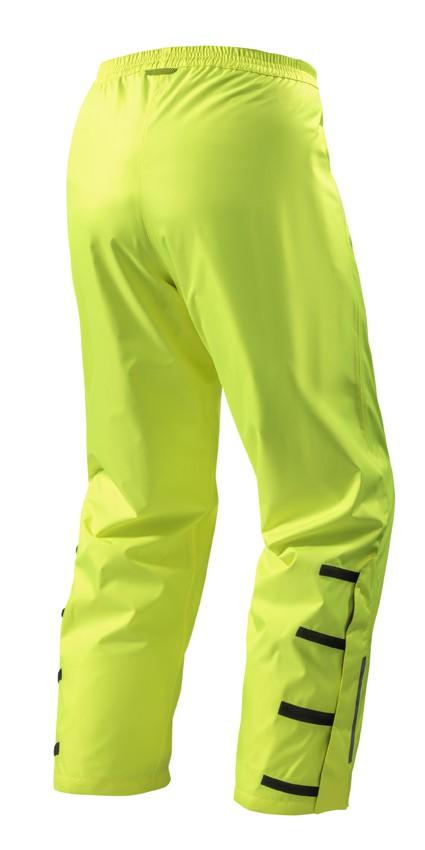 Acid H2O, neon geel