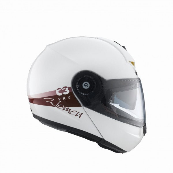 Schuberth C3pro Lady, paars/wit lady paars-wit