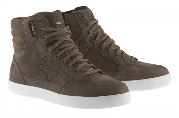 Alpinestars J-6 waterproof shoe, bruin