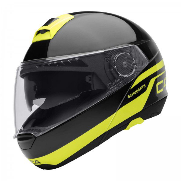 Motorhelm Schuberth, C4 Pulse black