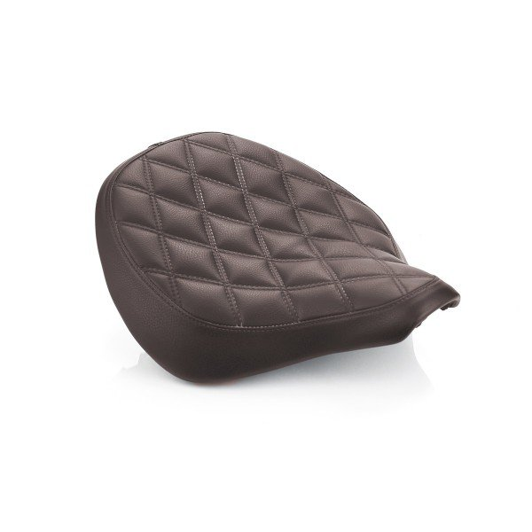 Seat, Rider, Brown, Quilted