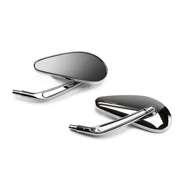 Teardrop Style Mirror Kit