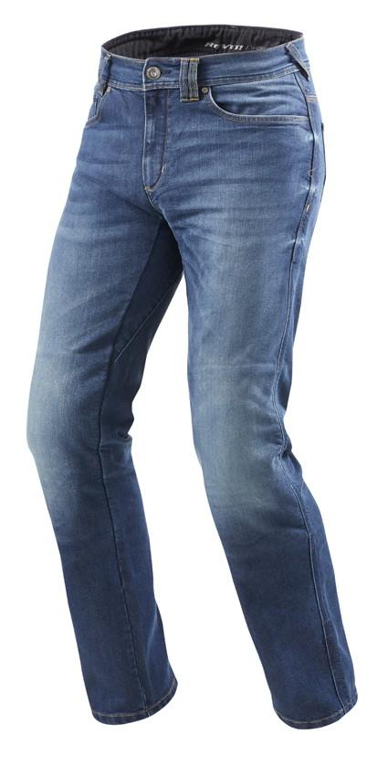 Rev'it! jeans Philly 2, licht blauw