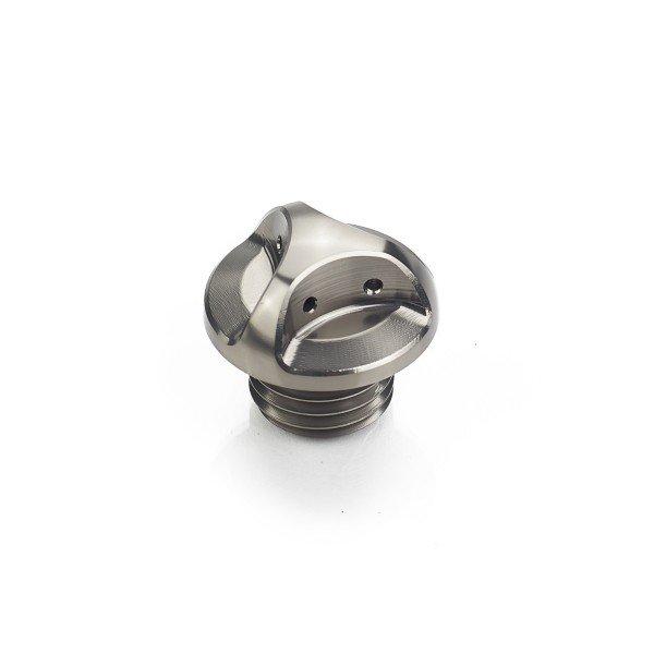 Oil Filler Cap, Grey