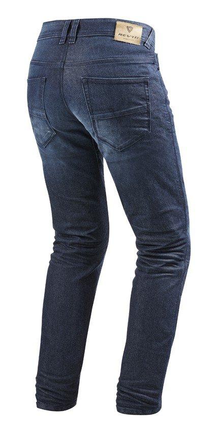 Rev'it! jeans Vendome 2, donker blauw