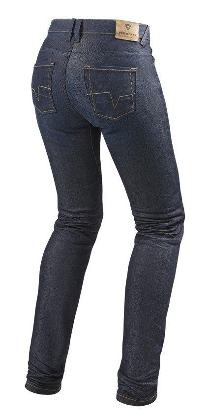 Rev'it! jeans Madison 2 ladies, medium blauw