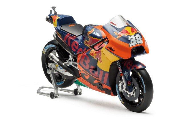 MotoGP Model Bike Smith