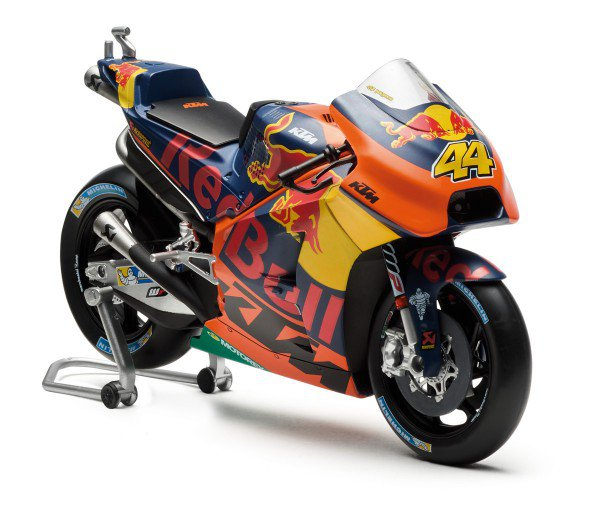 MotoGP Model Bike Espargaro