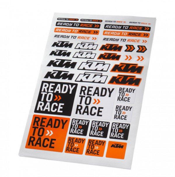 Corporate Sticker Sheet