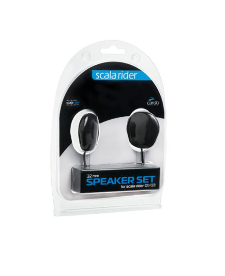 Speakerset Cardo, 32mm Q-1/Q-3/Qz/G-9x/P