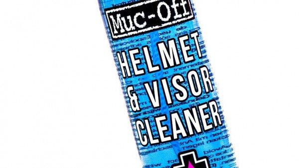 Helm- en vizierreiniger Muc-Off, Helmet