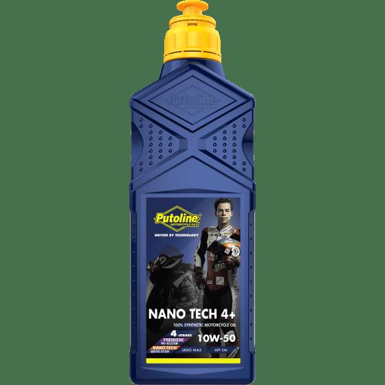Nano Tech 4+ 10W-50 1 L flacon