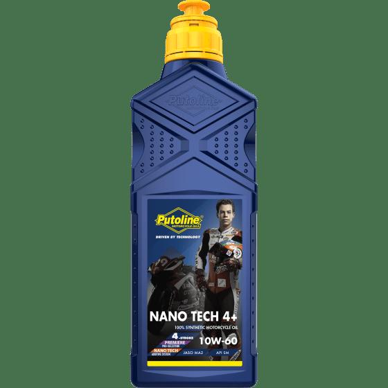 Nano Tech 4+ 10W-60 1 L flacon