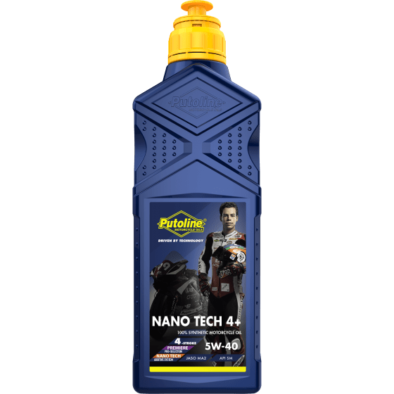Nano Tech 4+ 5W-40 1 L flacon
