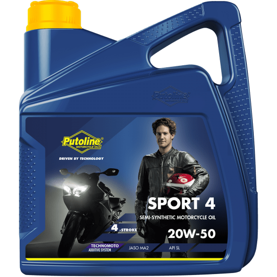 Sport 4 20W-50 4 L can
