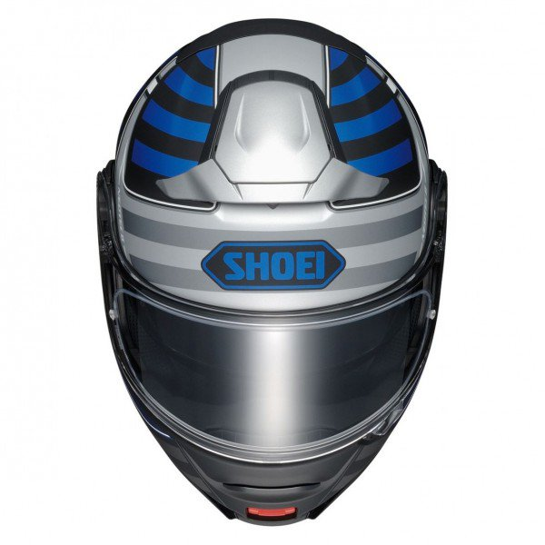 Shoei Neotec II Splicer tc-2 blue