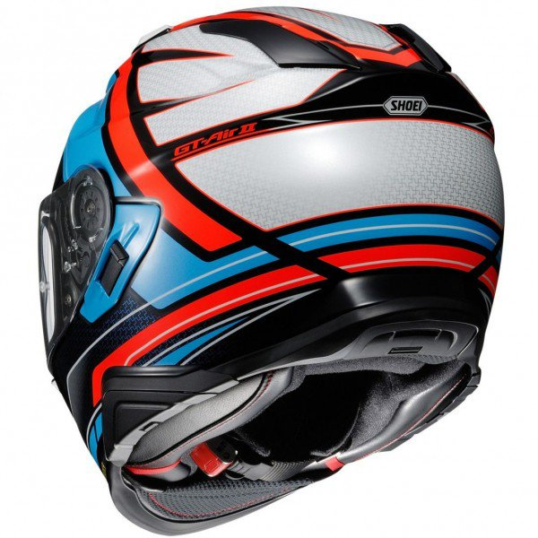 Shoei GT-air II Haste, blue/red/white