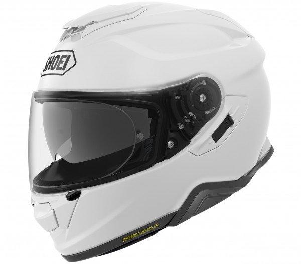 Shoei GT-air II, white