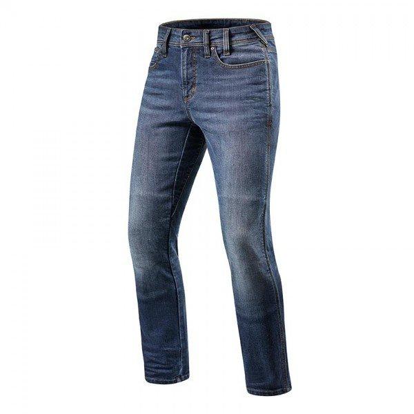Rev'it! jeans Brentwood, medium blauw
