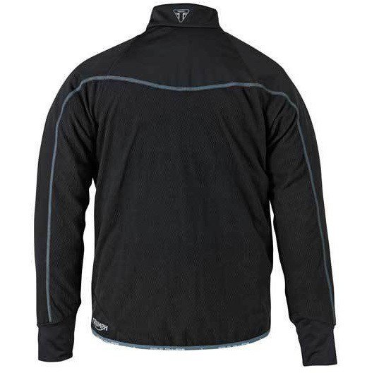 Mid layer quarter zip