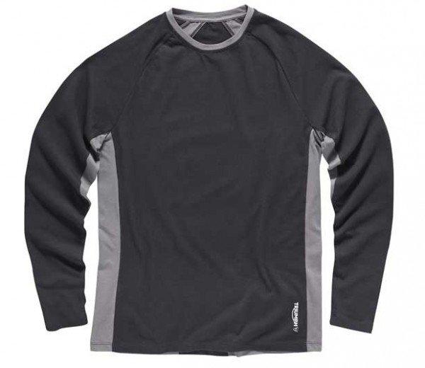 BASE layer zwart/grijs