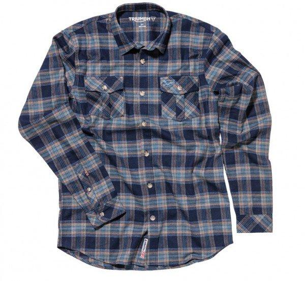 Edward checked shirt
