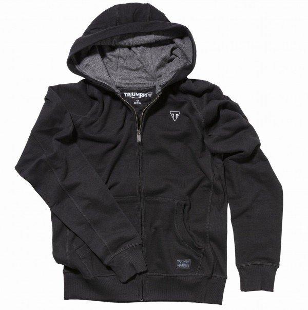 Heckles Zip hoodie