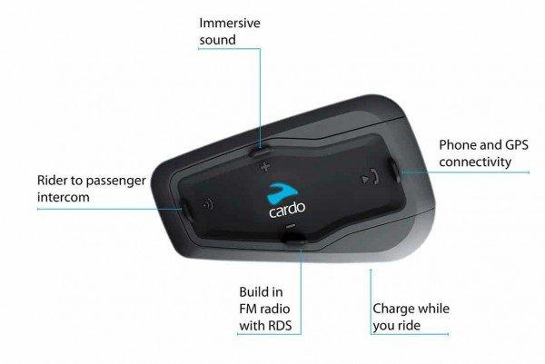 Communicatiesysteem Cardo, Freecom 1 Plu