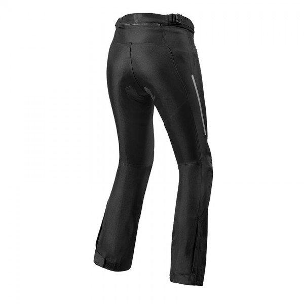 Pantalon Factor 4 Ladies Zwart Verlengd,