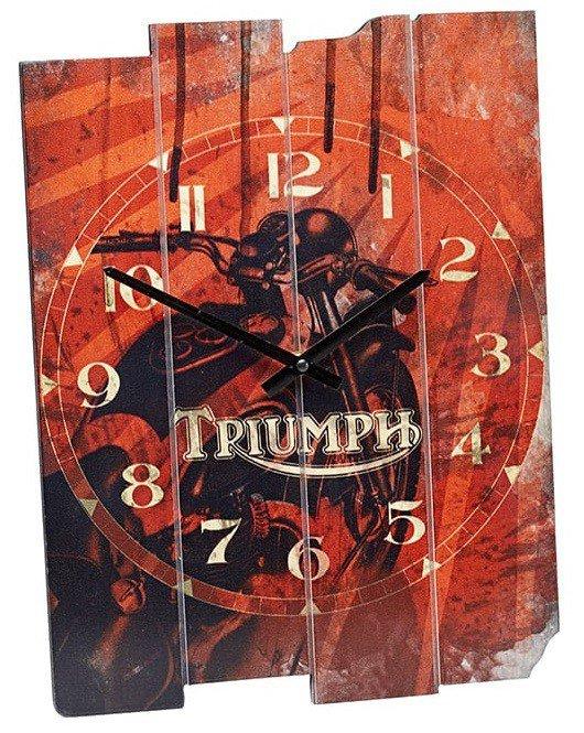 Triumph klok
