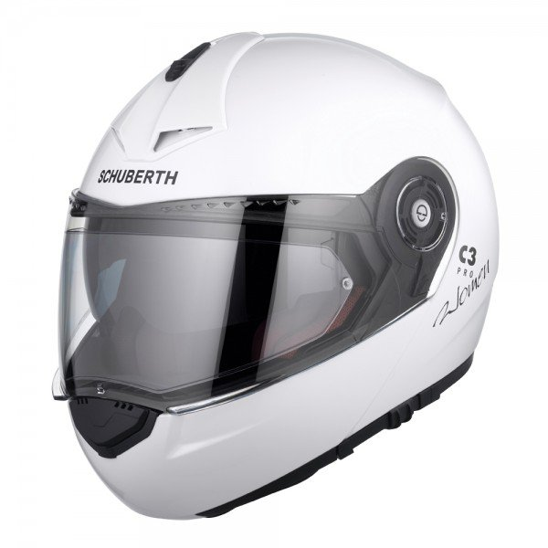 Schuberth C3pro Lady, paars/wit wit