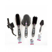 Borstelset Muc-Off, 5X Premium Brush Kit