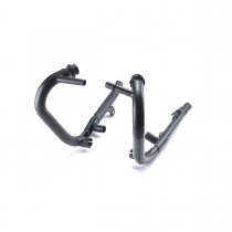 Black Exhaust Headers, Pair