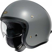 Shoei J.O, Rat grey grey