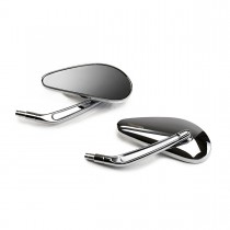 Teardrop Style Mirror Kit