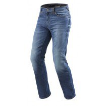 Rev'it! jeans Philly 2, licht blauw