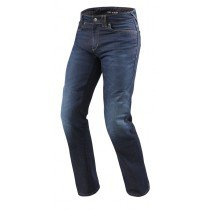 Rev'it! jeans Philly 2, donker blauw