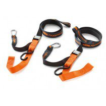 Lashing strap set