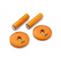 SWINGARM BOLT COVER SET