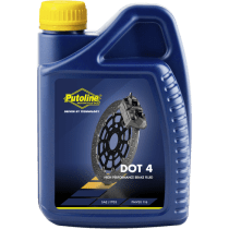 DOT 4 Brake Fluid 1 L flacon