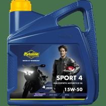 Sport 4 15W-50 4 L can