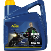 Super DX4 10W-40 4 L can