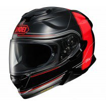 Shoei GT-air II Crossbar, black/red