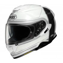 Shoei GT-air II Crossbar, white/black
