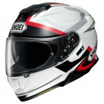 Shoei GT-air II Affair, white/red