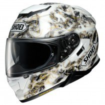 Shoei GT-air II Conjure, white/silver